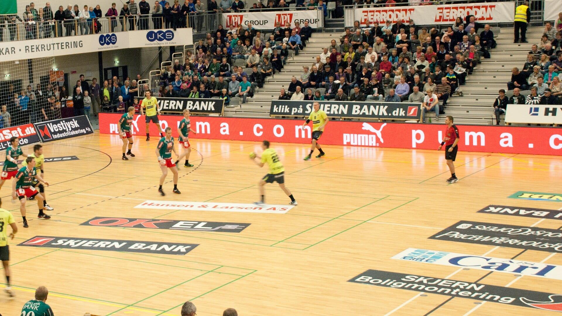 Handball-LEDperimeterDisplays