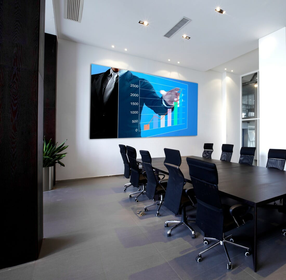 Led Displays For Meetings And Conference Conference Series Expromo