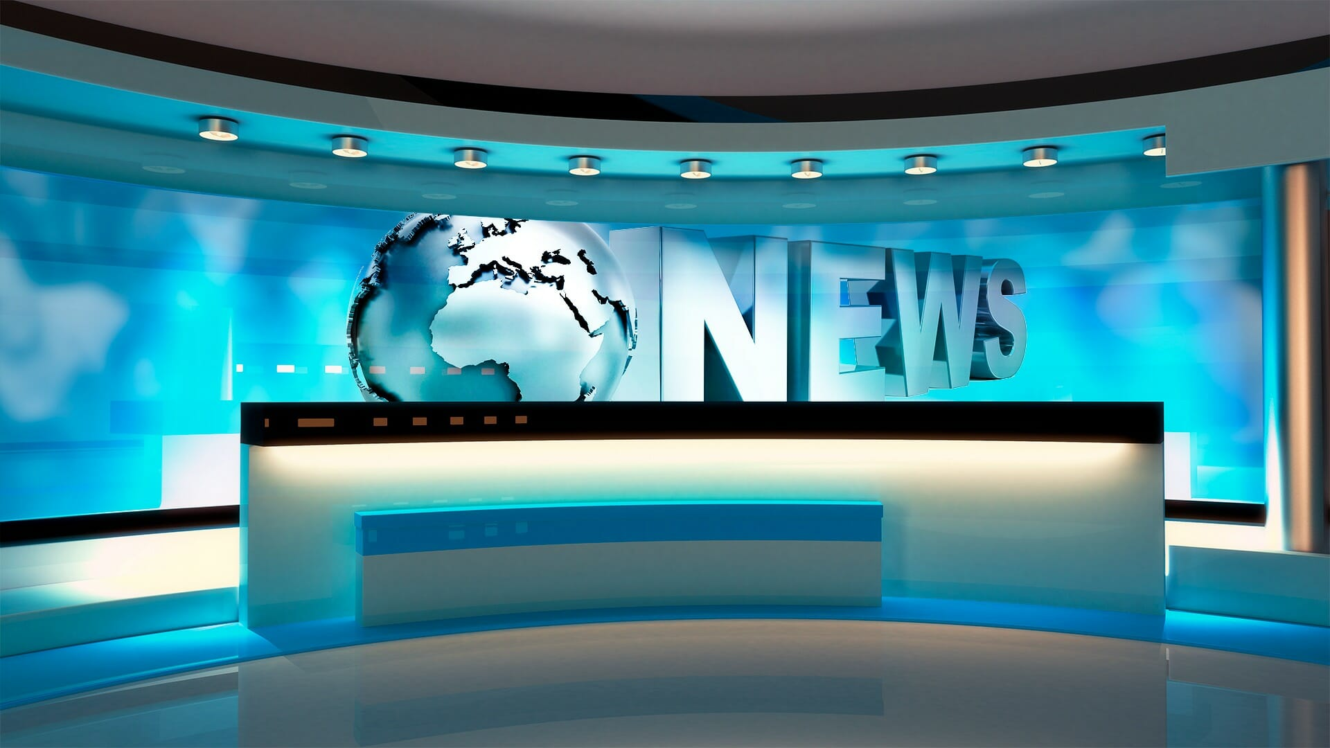 NewsLEDscreen