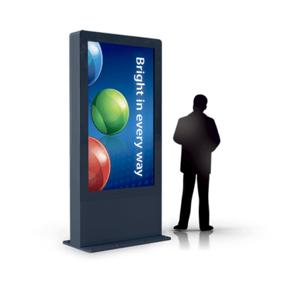 StreetSign75″ FHD LCD-O