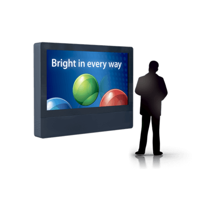 WallSign 75″ Landscape FHD LCD-O