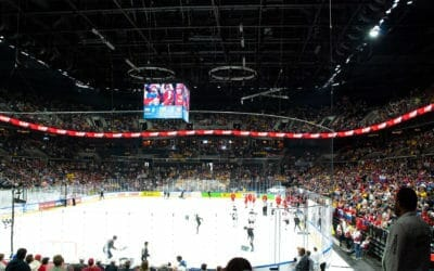 The Ice Hockey WC 2018